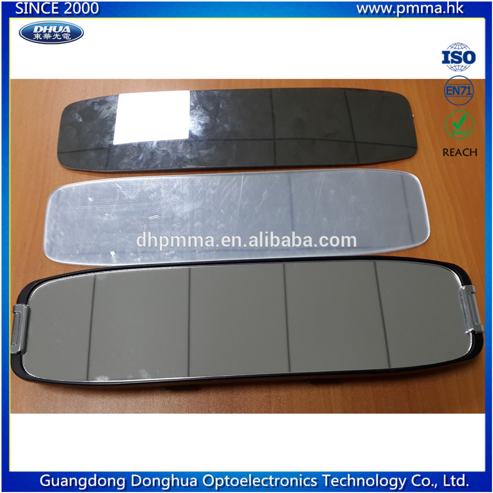 car inner rear view convex mirror shatterproof
