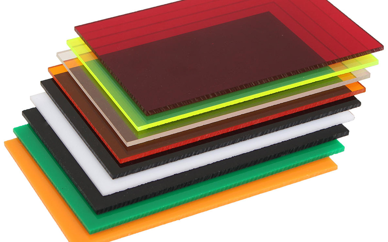 Why are more and more photo frames now made of acrylic sheet?