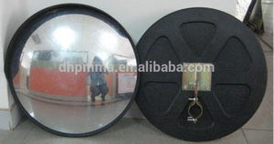 Indoor Dia 600mm roadway safety convex mirror