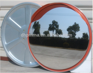 2018 hot 600mm acrylic concave mirror for exterior