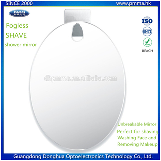 Anti-fog Shaving Shower Mirror