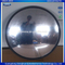 Adjustable safety convex mirror for security