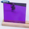Hot-sale Colored Acrylic Mirror Customized Color