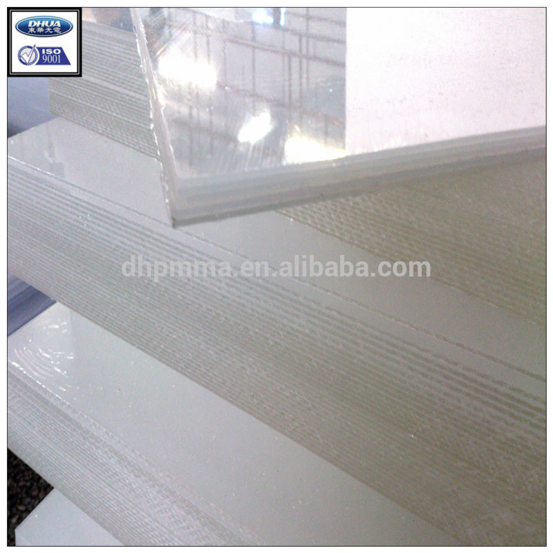 Clear Acrylic Light Guide Panel LGP Sheet