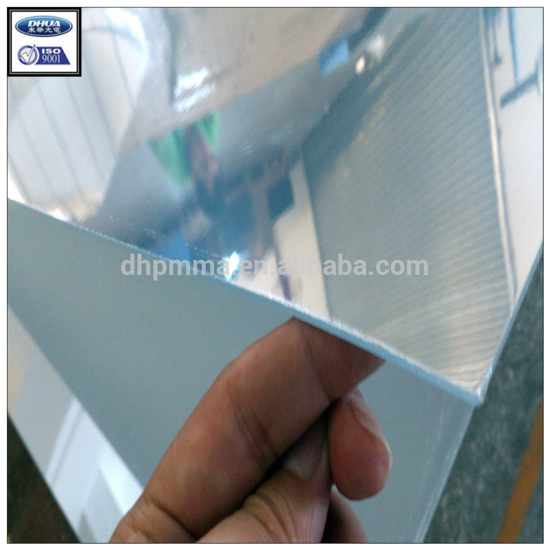 mirrored plexiglass Sheets 4x8ft