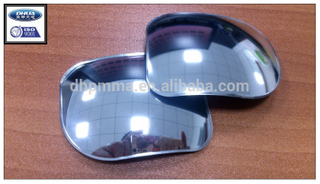 small size custom make acrylic plexiglass convex rearview mirror for car and toy